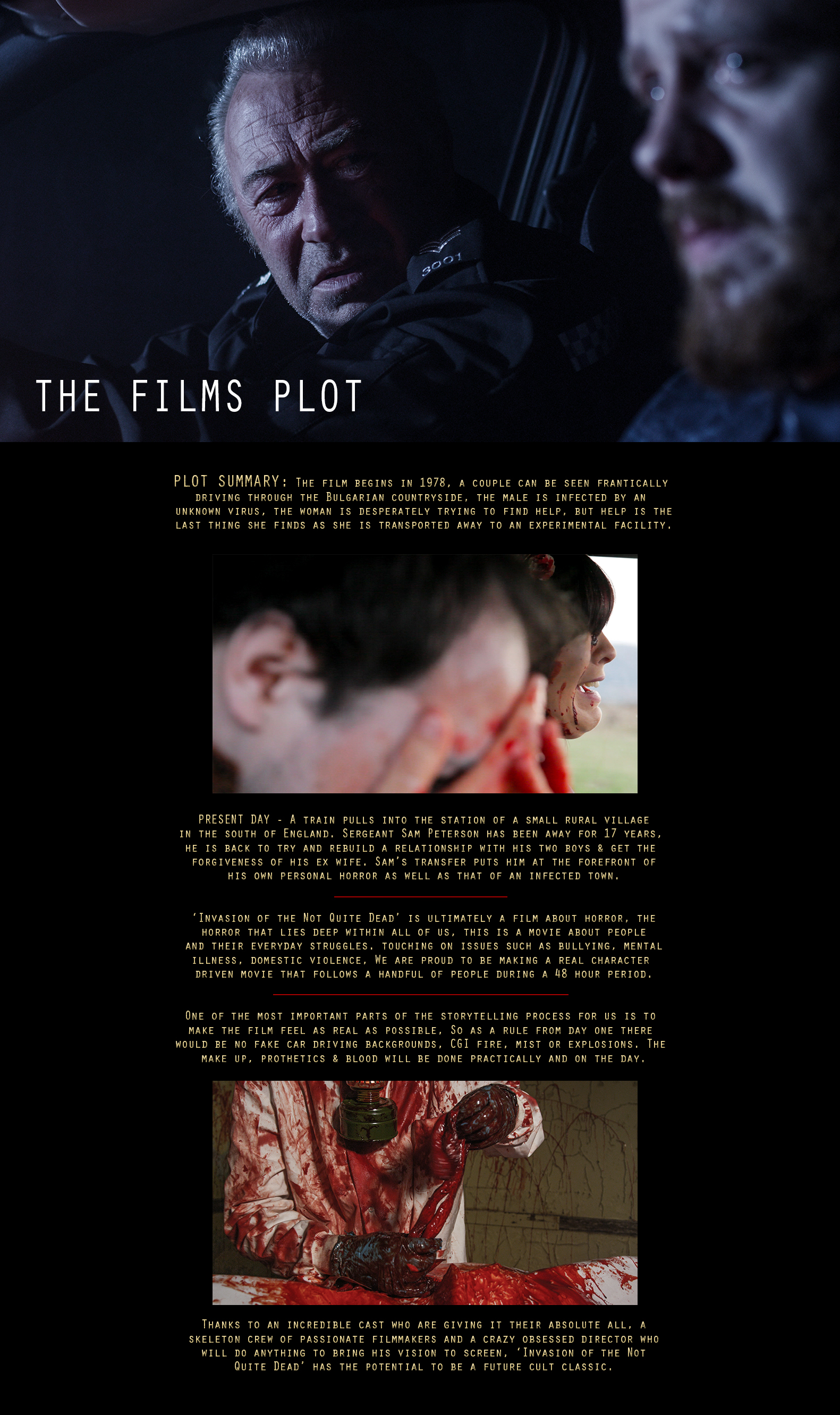the films plot page
